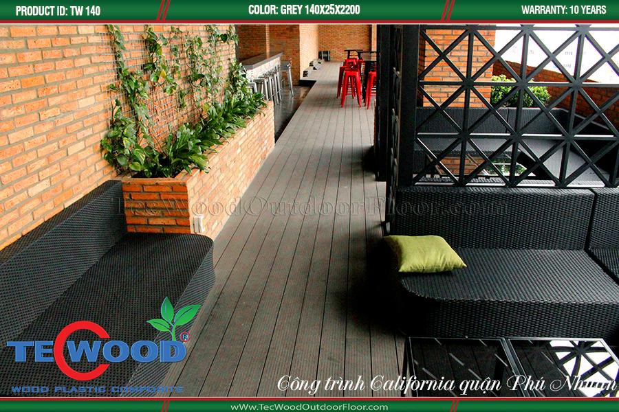 sàn gỗ lót sàn nhà 1
