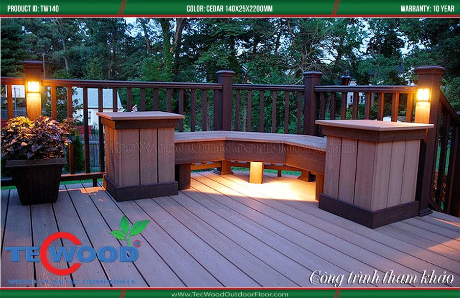 Thi công sàn gỗ giá rẻ 1