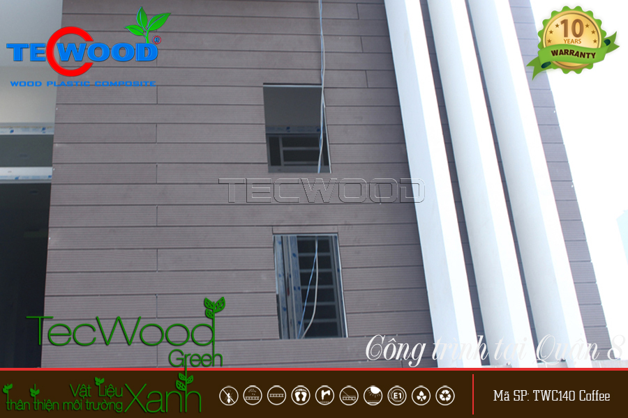 TecWood TWC140-Coffee