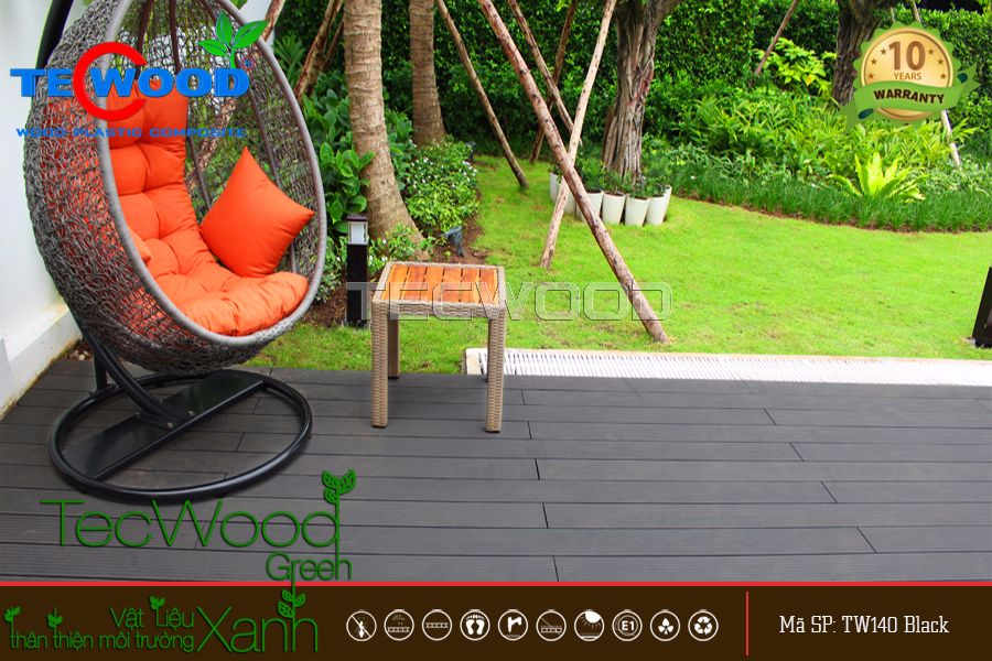 TecWood TW140-Black