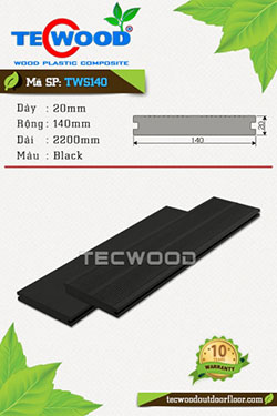 TecWood TWS140-Black