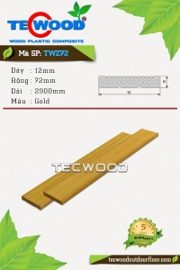 Thanh lam TecWood TWZ72-Gold